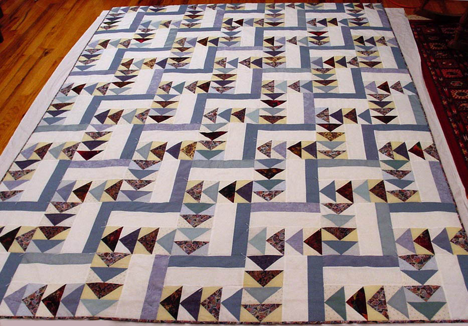 Flying geese quilt : flying geese quilting - Adamdwight.com